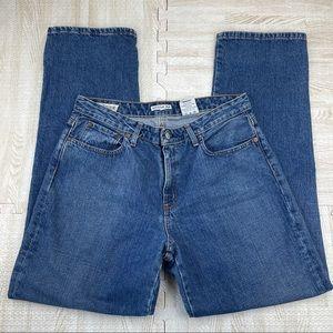 Polo Ralph Lauren Saturday Denim Mom Jeans